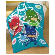 PJ Masks Turquoise Fleece Blanket