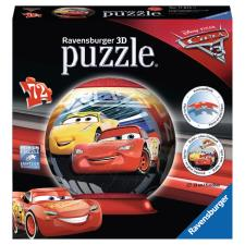 Disney Cars 72pc 3D Puzzle Ball