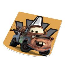 Disney Cars Mater Shaped Memo Pad