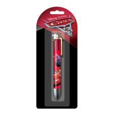 Disney Cars 6 in 1 Multi-Colour Pen