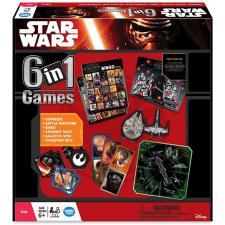 6 in 1 Star Wars Games