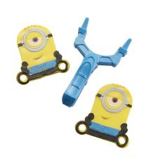 Minions Despicable Me Splat Strike Target Pack