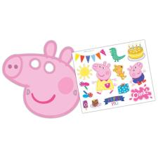 Peppa Pig Mask & Sticker Pack (Pack of 6)