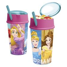 Disney Princess Snack Compartment Drinks Bottle