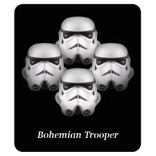 Bohemian Trooper Star Wars Birthday Card