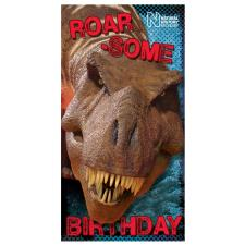 Roar-Some Birthday Natural History Museum Birthday Card