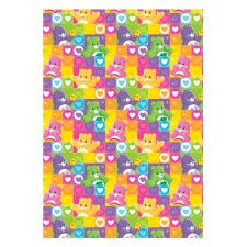 Care Bears 4m Roll Wrap