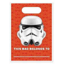 Star Wars Stormtrooper Party Loot Bag (Pack of 8)