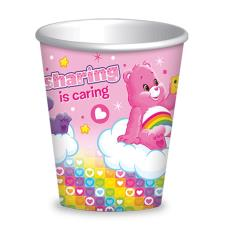 Care Bears Paper Party Cups (Pack of 8)