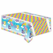 Care Bears Plastic Table Cover