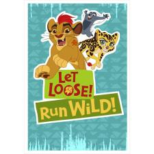 Let Loose Disney The Lion Guard Birthday Card