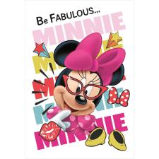Be Fabulous Disney Minnie Mouse Birthday Card