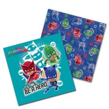 PJ Masks Paper Party Napkins (pack of 16)