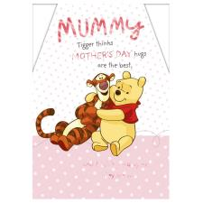 Mummy Winnie The Pooh Mother's Day Pop Up Card