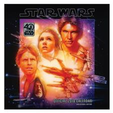 Star Wars 40th Anniversary Official 2018 Square Calendar