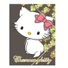 A4 Charmmy Kitty Elastfolder