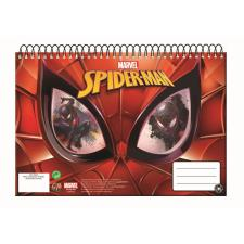 Marvel Spiderman A4 Spiral Sketch Book