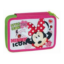 Minnie Mouse Style Icon Double Decker Filled Pencil Case