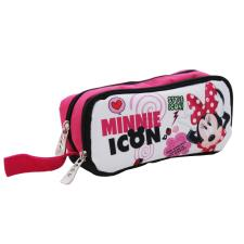 Minnie Mouse Two Compartment Style Icon Pencil Case