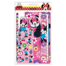 Minnie Mouse 6 Piece Stationery Set with Pencil Case