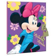 Minnie Mouse Lockable Diary