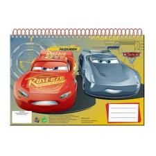 Disney Cars 3 A4 Spiral Sketch Book