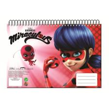 Miraculous Ladybug A4 Spiral Sketch Book