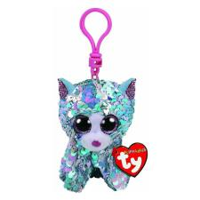 "TY Flippables 3.5"" Whimsy Sequin Bag Clip Soft Toy"