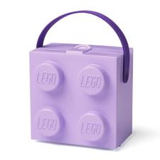 Lego Lilac Square Lunch box