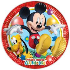 Mickey Clubhouse Large Paper Plates (Pack of 8)