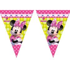 Minnie Mouse Triangle Flag Banner