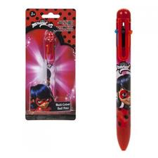 Miraculous Ladybug 6 in 1 Colour Changing Multi Pen