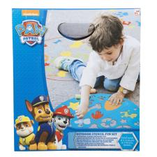 Paw Patrol Outdoor Stencil Fun Set