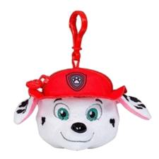 Paw Patrol Marshall Plush Purse Bag Clip
