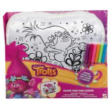 Trolls Colour Your Own Cushion