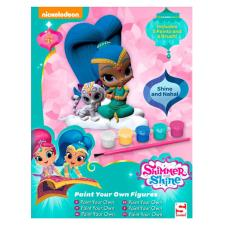 Shimmer & Shine Paint Your Own Shine & Nahal Figure