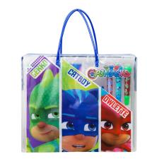 PJ Masks 11pc Stationery Set In Carry Case