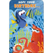 Disney Finding Dory Birthday Card