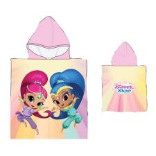 Shimmer & Shine Hooded Towel Poncho