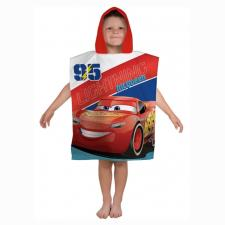 Disney Cars Lightning McQueen Hooded Towel Poncho