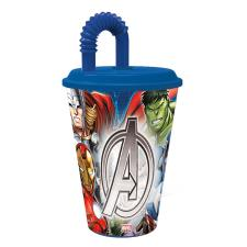 Avengers Assemble 430ml Sports Tumbler with Straw