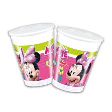 Minnie Mouse Plastic Cups (Pack of 8)