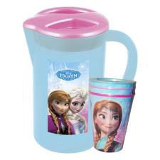 Disney Frozen Picnic Pitcher & 3 Tumbler Set
