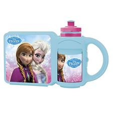 Disney Frozen Lunch Box & Drinks Bottle Combo Set