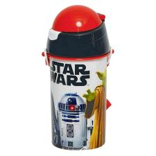 Star Wars Characters 500ml Flip Top Drinks Bottle with Strap