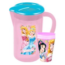 Disney Princess Picnic Pitcher & 3 Tumbler Set