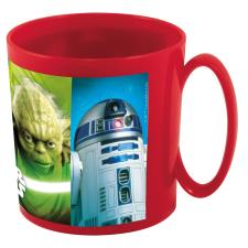 Star Wars 350ml Plastic Microwave Mug