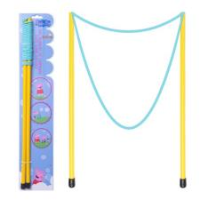 Peppa Pig Large 50cm Bubble Rope Wand