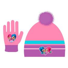 Shimmer & Shine Bobble Hat & Gloves Set