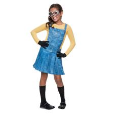 Girls Minions Fancy Dress Costume